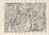 Серия «Овалы в структуре».  1970-71   Б., тушь, перо 20,4х28,8_1