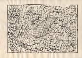 Серия «Овалы в структуре».  1970-71   Б., тушь, перо 20,4х28,8_2