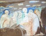 Фреска 1. 1993 Х.,м. 60х80